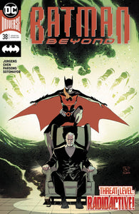 BATMAN BEYOND #38 - DC COMICS - Black Cape Comics