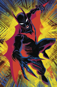 BATMAN BEYOND #44 FRANCIS MANAPUL VAR ED - DC COMICS - Black Cape Comics