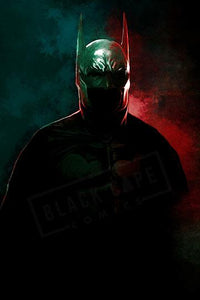 Batman Print - Black Cape Comics - Black Cape Comics
