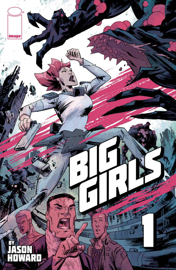 BIG GIRLS #1 - IMAGE COMICS - Black Cape Comics