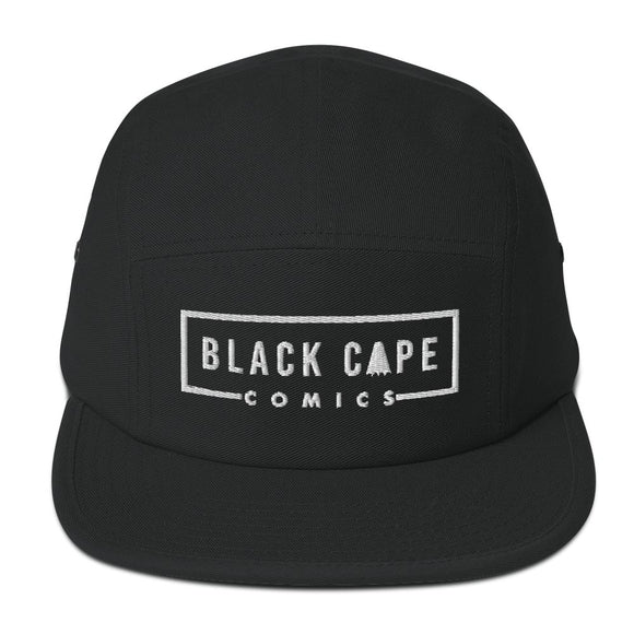 Black Cape Comics Panel Hat - Black Cape Comics - Black Cape Comics