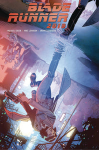 BLADE RUNNER 2019 #7 CVR A MCCREA (MR) - TITAN COMICS - Black Cape Comics