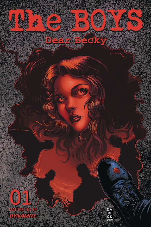 BOYS DEAR BECKY #1 (MR) - DYNAMITE - Black Cape Comics