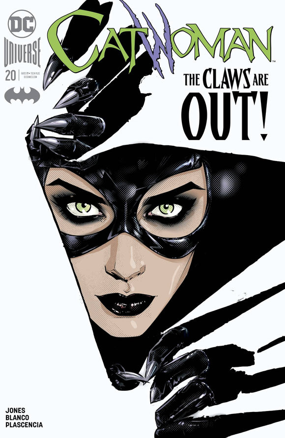 CATWOMAN #20 - DC COMICS - Black Cape Comics