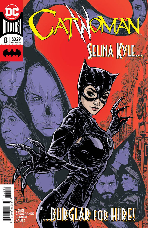 CATWOMAN #8 - DC COMICS - Black Cape Comics