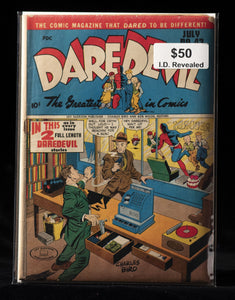 Daredevil #43 - MARVEL COMICS - Black Cape Comics