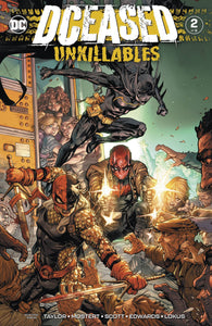 DCEASED UNKILLABLES #2 (OF 3) - DC COMICS - Black Cape Comics