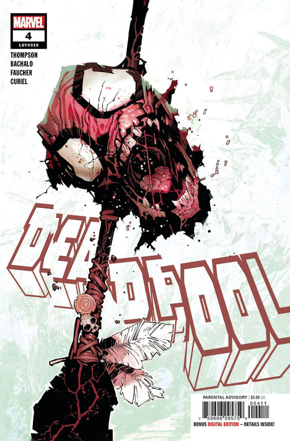 DEADPOOL #4 - MARVEL COMICS - Black Cape Comics