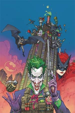 DETECTIVE COMICS #1025 CVR A KENNETH ROCAFORT (JOKER WAR) - DC COMICS - Black Cape Comics