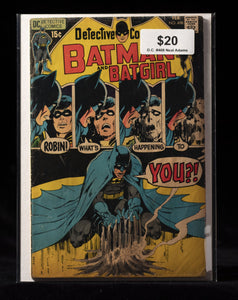 Detective Comics #408 - DC COMICS - Black Cape Comics