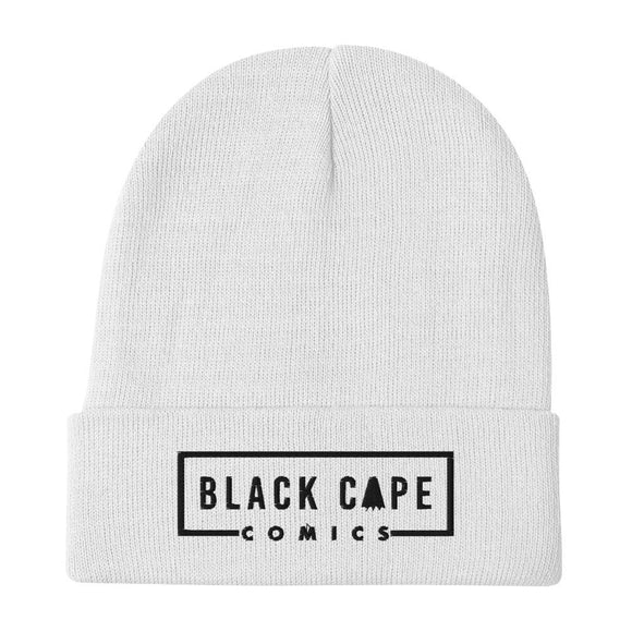 Embroidered Beanie - Black Cape Comics - Black Cape Comics