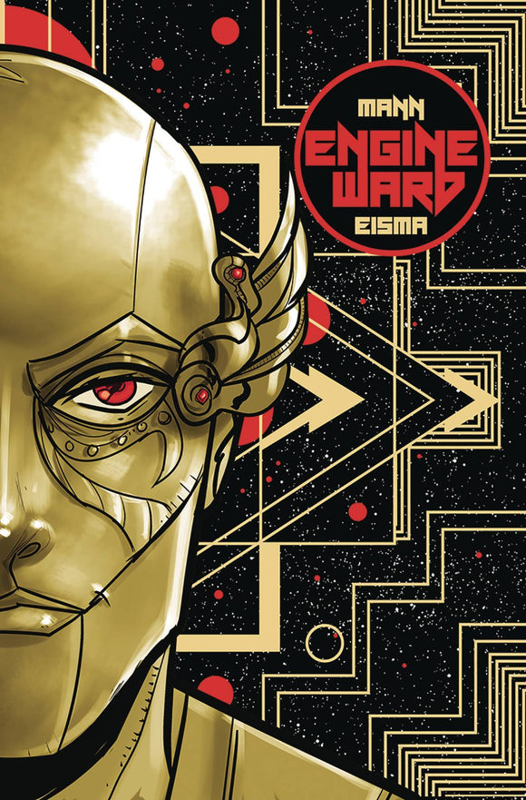 ENGINEWARD #1 CVR A EISMA - VAULT COMICS - Black Cape Comics