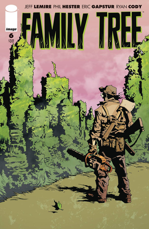 FAMILY TREE #6 - IMAGE COMICS - Black Cape Comics