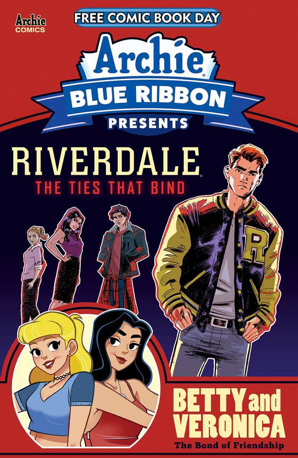FCBD 2020 ARCHIE BLUE RIBBON PRESENTS - ARCHIE COMIC PUBLICATIONS - Black Cape Comics