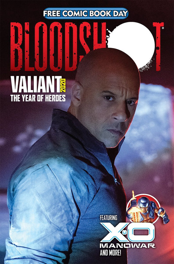 FCBD 2020 VALIANT 2020 YEAR OF HEROES SPECIAL - VALIANT ENTERTAINMENT LLC - Black Cape Comics