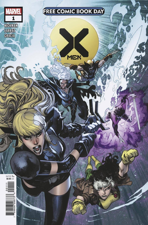 FCBD 2020 X-MEN #1 - MARVEL COMICS - Black Cape Comics
