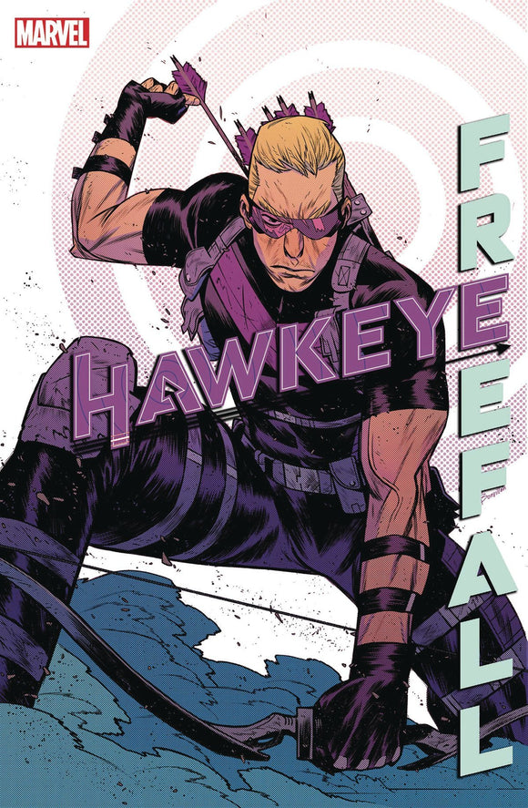 HAWKEYE FREE FALL #5 - MARVEL COMICS - Black Cape Comics