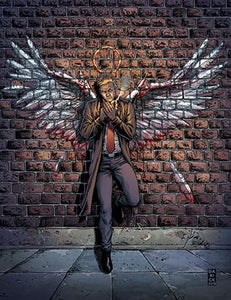 HELLBLAZER RISE AND FALL #1 (OF 3) CVR A DARICK ROBERTSON - DC COMICS - Black Cape Comics