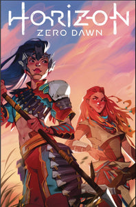 HORIZON ZERO DAWN #1 CVR C LOISH - TITAN COMICS - Black Cape Comics