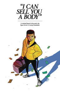 I CAN SELL YOU A BODY #3 (OF 4) - IDW PUBLISHING - Black Cape Comics