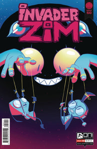 INVADER ZIM #50 CVR A GOLDBERG (C: 1-0-0) - ONI PRESS INC. - Black Cape Comics