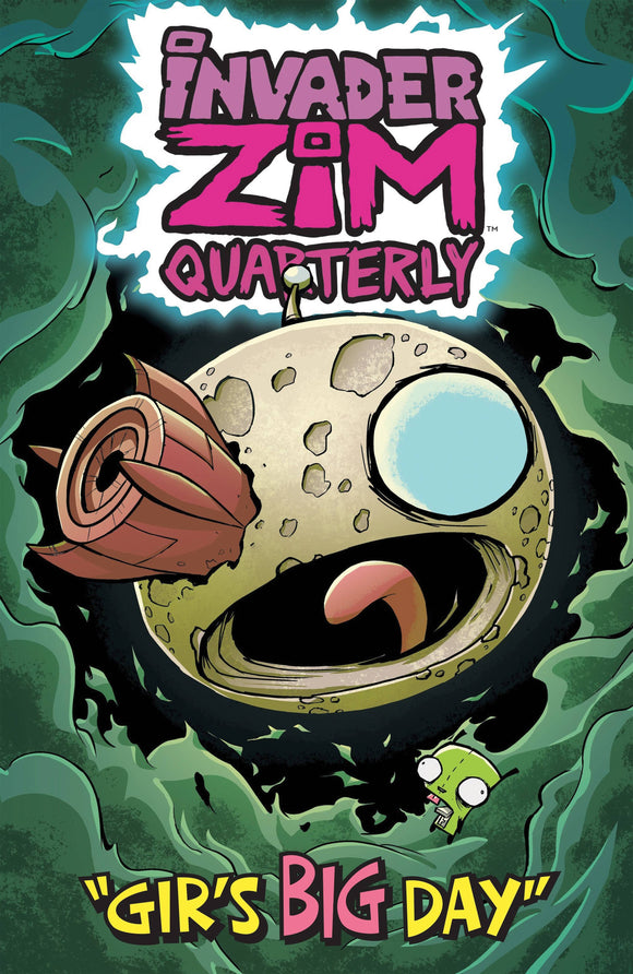 INVADER ZIM QUARTERLY #1 CVR A ALEXOVICH - ONI PRESS INC. - Black Cape Comics