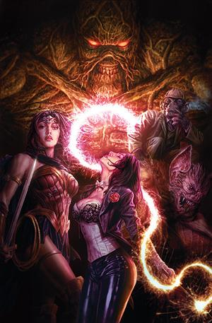 JUSTICE LEAGUE DARK #26 CVR B LEE BERMEJO CARD STOCK VAR - DC COMICS - Black Cape Comics