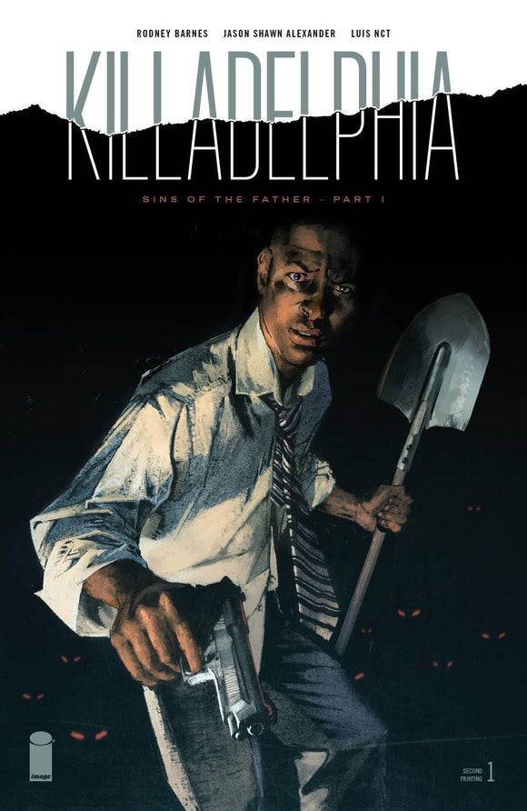 KILLADELPHIA #1 1st Print - IMAGE COMICS - Black Cape Comics