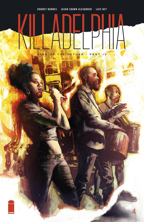 KILLADELPHIA #4 CVR A ALEXANDER (MR) - IMAGE COMICS - Black Cape Comics