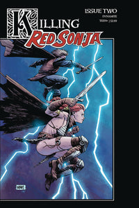 KILLING RED SONJA #2 CVR B GORHAM HOMAGE - DYNAMITE - Black Cape Comics