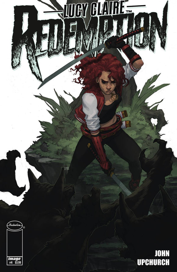 LUCY CLAIRE REDEMPTION #4 CVR A UPCHURCH (MR) - IMAGE COMICS - Black Cape Comics