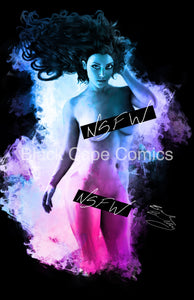Nude Study (NSFW) - Black Cape Comics - Black Cape Comics