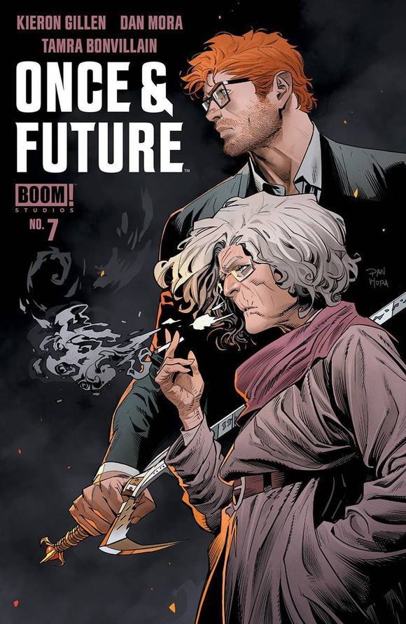 ONCE & FUTURE #7 - BOOM! STUDIOS - Black Cape Comics
