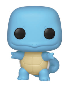 POP GAMES POKEMON SQUIRTLE VIN FIG (C: 1-1-2) - FUNKO - Black Cape Comics