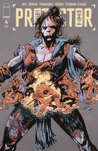 PROTECTOR #4 (MR) - IMAGE COMICS - Black Cape Comics