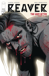 REAVER #9 (MR) - IMAGE COMICS - Black Cape Comics