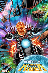 REVENGE OF COSMIC GHOST RIDER #2 (OF 5) RON LIM VAR - MARVEL COMICS - Black Cape Comics