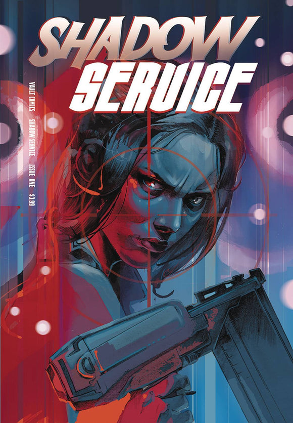 SHADOW SERVICE #1 CVR B DANIEL & GOODEN - VAULT COMICS - Black Cape Comics