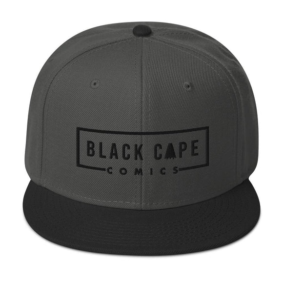 Snapback Hat - Black Cape Comics - Black Cape Comics