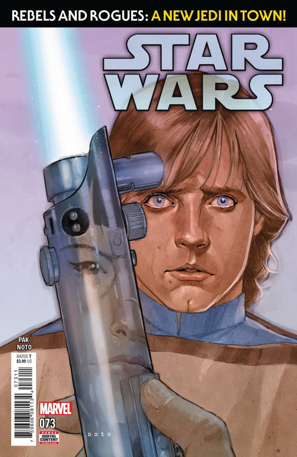 STAR WARS #73 - MARVEL COMICS - Black Cape Comics