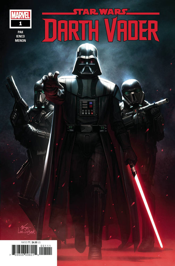 STAR WARS DARTH VADER #1 - MARVEL COMICS - Black Cape Comics