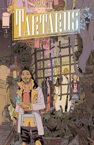 TARTARUS #3 CVR A COLE - IMAGE COMICS - Black Cape Comics