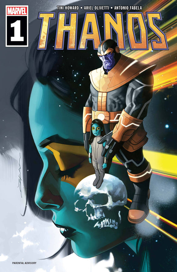 THANOS #1 (OF 6) - MARVEL COMICS - Black Cape Comics