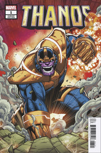 THANOS #1 (OF 6) LIM VAR - MARVEL COMICS - Black Cape Comics
