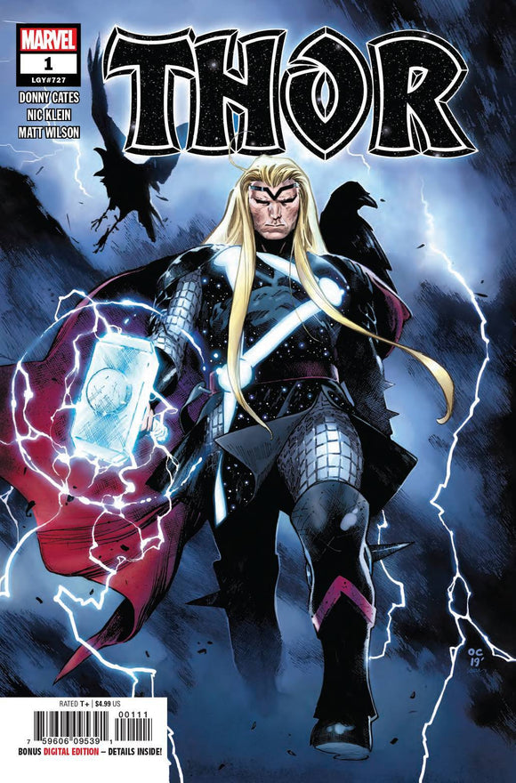 THOR #1 - MARVEL COMICS - Black Cape Comics