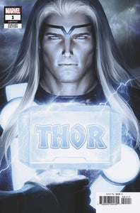 THOR #1 ARTGERM VAR - MARVEL COMICS - Black Cape Comics
