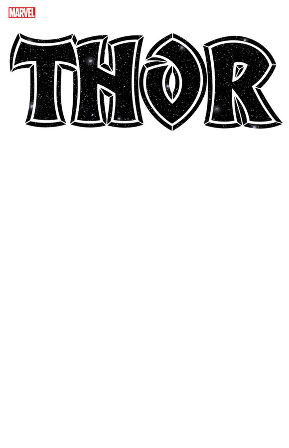 THOR #1 BLANK VAR - MARVEL COMICS - Black Cape Comics