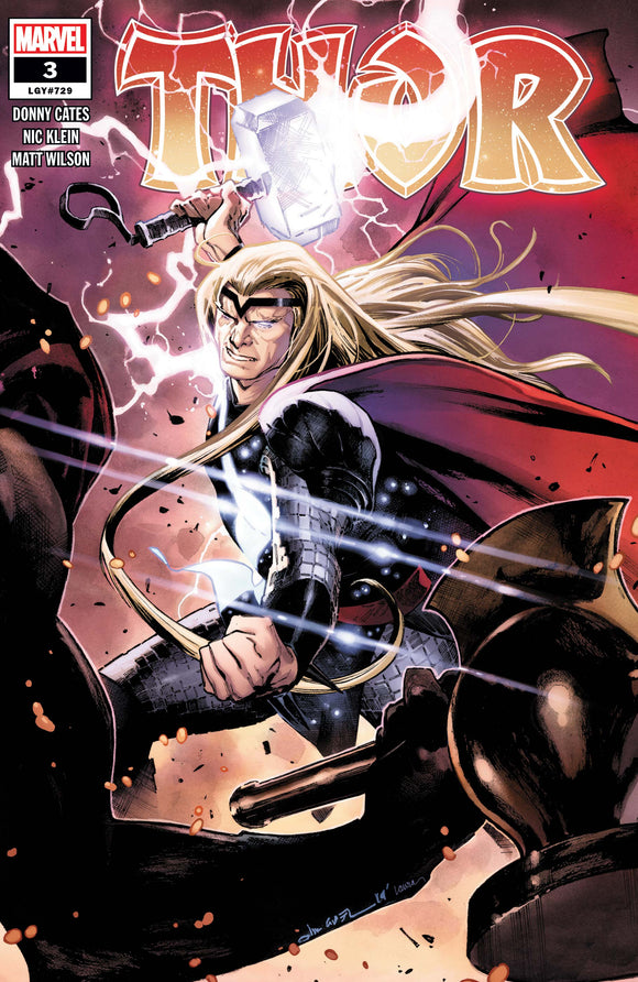 Thor #3 - MARVEL COMICS - Black Cape Comics