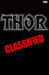 THOR #6 SKROCE SPOILER VAR - MARVEL COMICS - Black Cape Comics