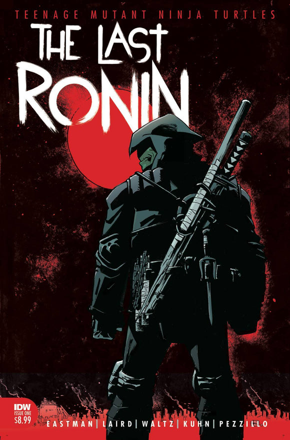 TMNT THE LAST RONIN #1 (OF 5) CVR A EASTMAN KUHN - IDW PUBLISHING - Black Cape Comics